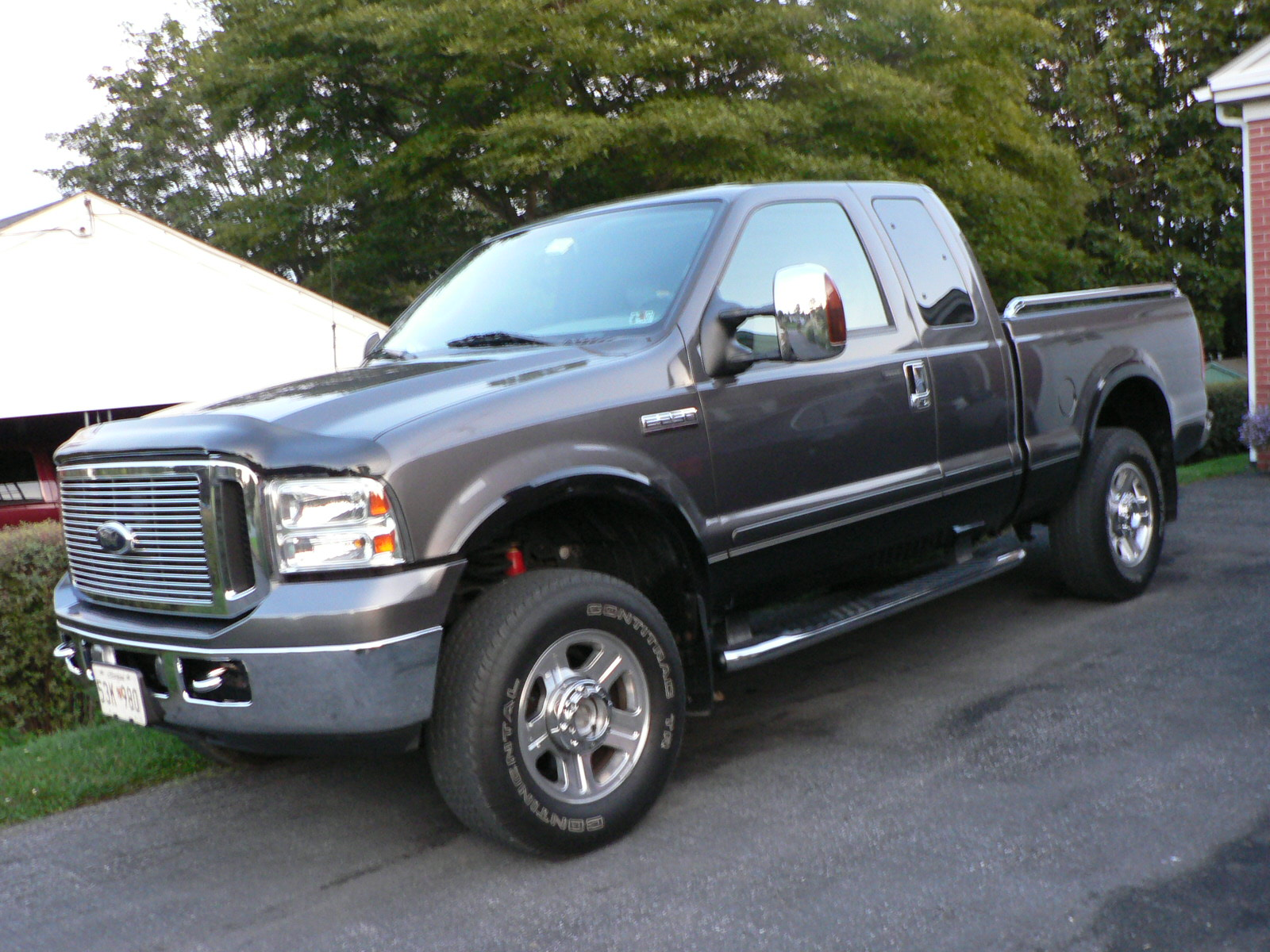 2007 ford f 250 super duty exterior pictures cargurus. Black Bedroom Furniture Sets. Home Design Ideas