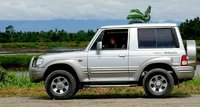 Picture of 1997 Hyundai Galloper, exterior, gallery_worthy