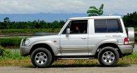 1997 Hyundai Galloper Overview