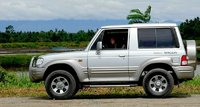 1997 Hyundai Galloper Overview