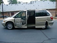 Picture of 2002 Chrysler Town & Country Limited, exterior, interior