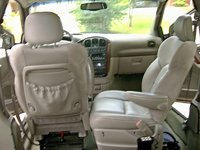 Picture of 2002 Chrysler Town & Country Limited, interior