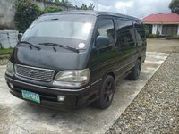 1997 Toyota Hiace Overview