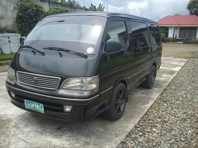 Picture of 1997 Toyota Hiace
