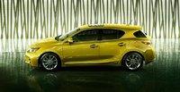 2011 Lexus CT 200h, Profile, exterior, manufacturer