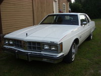 1981 Oldsmobile Ninety-Eight picture, exterior