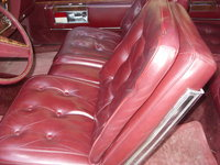 Picture of 1981 Oldsmobile Ninety-Eight, interior