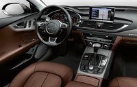 2012 Audi A7, Interior View, manufacturer, interior