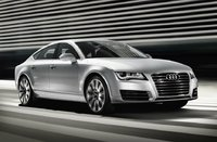 2012 Audi A7, Front Right Quarter View, exterior, manufacturer