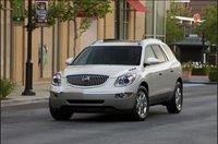 2012 Buick Enclave, Front Left Quarter View, exterior, manufacturer, gallery_worthy