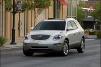 2012 Buick Enclave, Front Left Quarter View, exterior, manufacturer