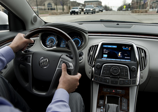 2012 Buick Lacrosse Overview Cargurus