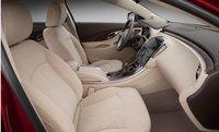 2012 Buick LaCrosse, Interior View, interior, manufacturer