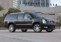 2012 Cadillac Escalade ESV, Front Right Quarter View, exterior, manufacturer