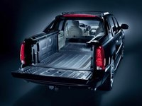 2012 Cadillac Escalade EXT, Back View, exterior, manufacturer
