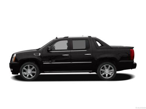 2012 Cadillac Escalade EXT, Left Side View, manufacturer, exterior