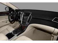 2012 Cadillac SRX, Interior View, interior, manufacturer