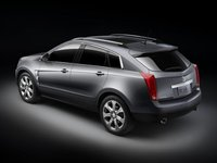 2012 Cadillac SRX, Back Left View, exterior, manufacturer, gallery_worthy