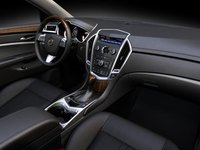 2012 Cadillac SRX, Interior View, manufacturer, interior