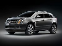 2012 Cadillac SRX, Front Left Quarter View, exterior, manufacturer, gallery_worthy