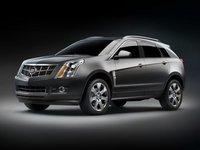 2012 Cadillac SRX, Front Left Quarter View, exterior, manufacturer