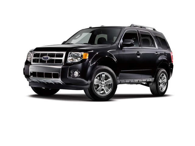 2012 Ford Escape, Front-quarter view, exterior, manufacturer, gallery_worthy