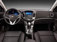 2012 Chevrolet Cruze, Interior View, interior, manufacturer
