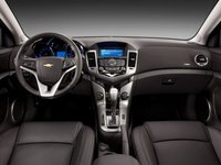 2012 Chevrolet Cruze, Interior View, manufacturer, interior