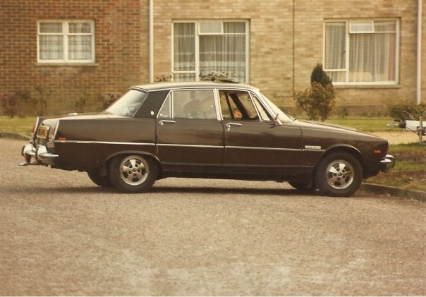 Picture of 1972 Rover 3500