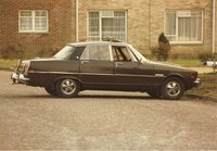 1972 Rover 3500 Overview