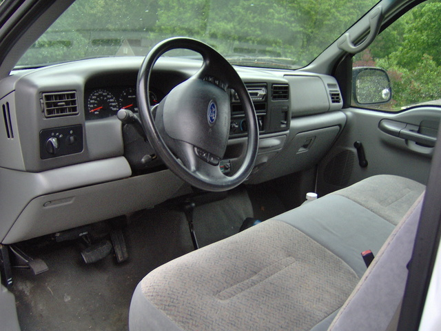 2017 Ford Transit 350 Xl >> 2002 Ford F-250 Super Duty - Interior Pictures - CarGurus