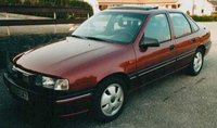 1993 Opel Vectra Overview
