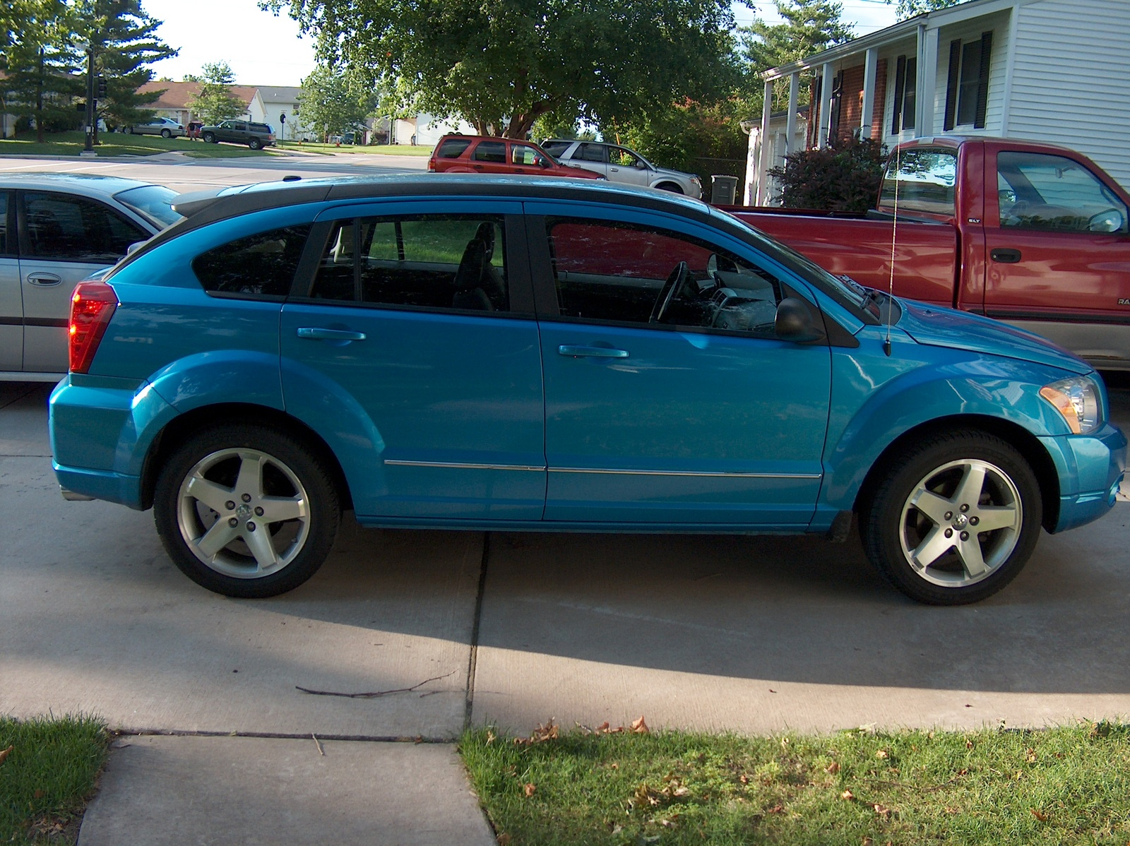 2008 Dodge Caliber R/T AWD - Pictures - Picture of 2008 Dodge Caliber ...