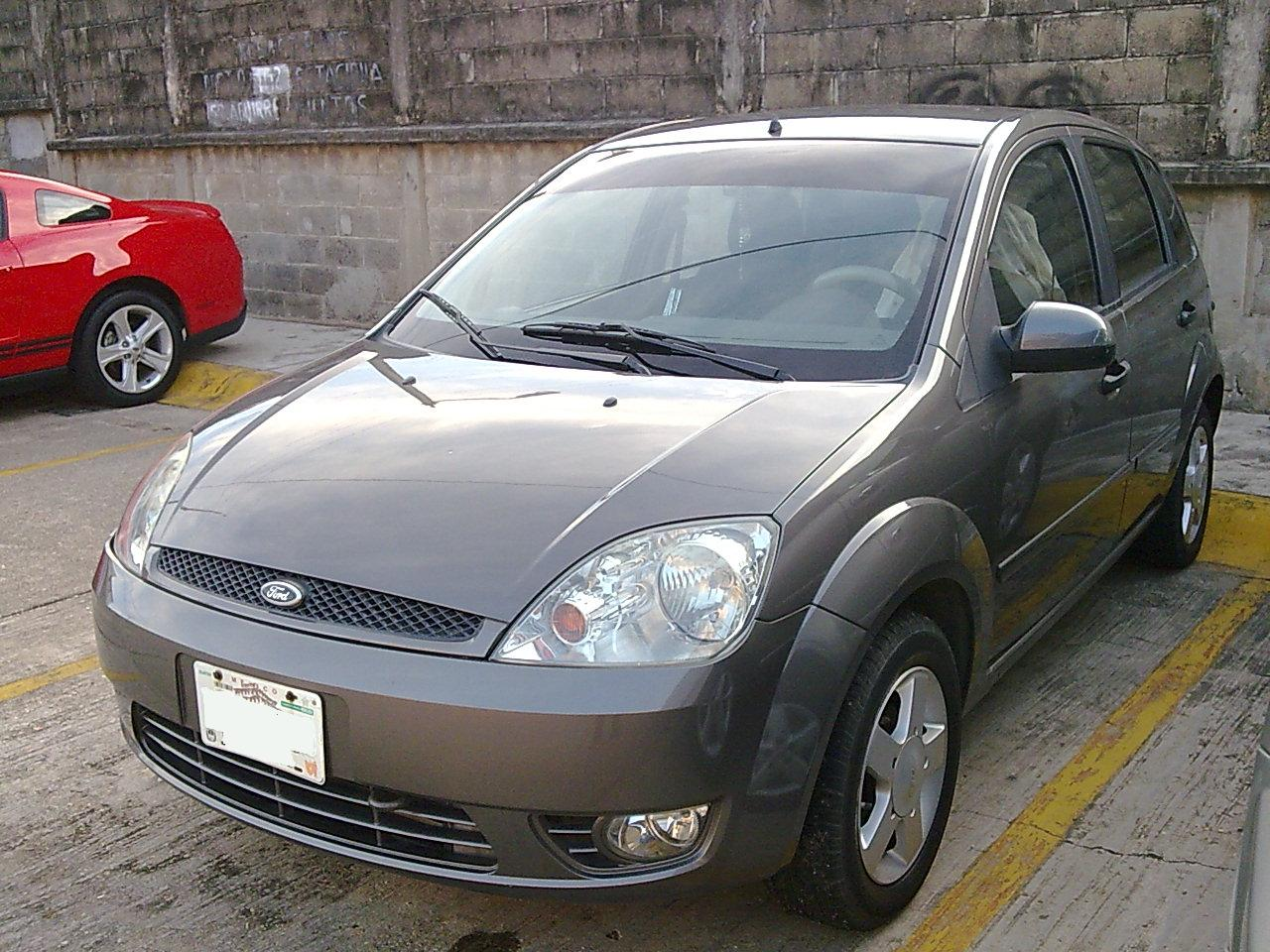 Who Owns Mazda >> 2003 Ford Fiesta - Pictures - CarGurus