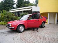 1979 Alfa Romeo Alfasud Overview