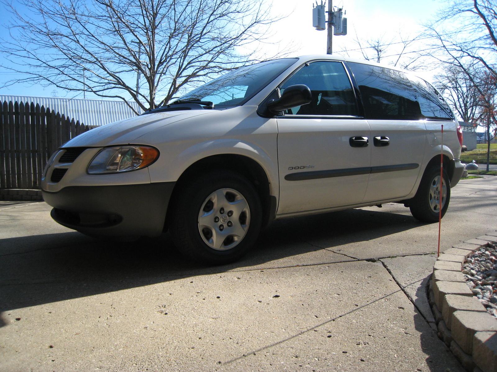 Dodge Caravan Questions Dodge Caravan Se Pic