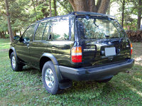 1999 Nissan Pathfinder Picture Gallery