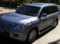 Picture of 2008 Lexus LX 570 4WD, exterior, gallery_worthy