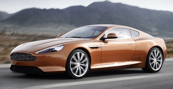 It is a 2012 Virage, not 2000