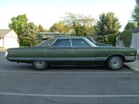 1971 Chrysler New Yorker, My '71 New Yorker, exterior