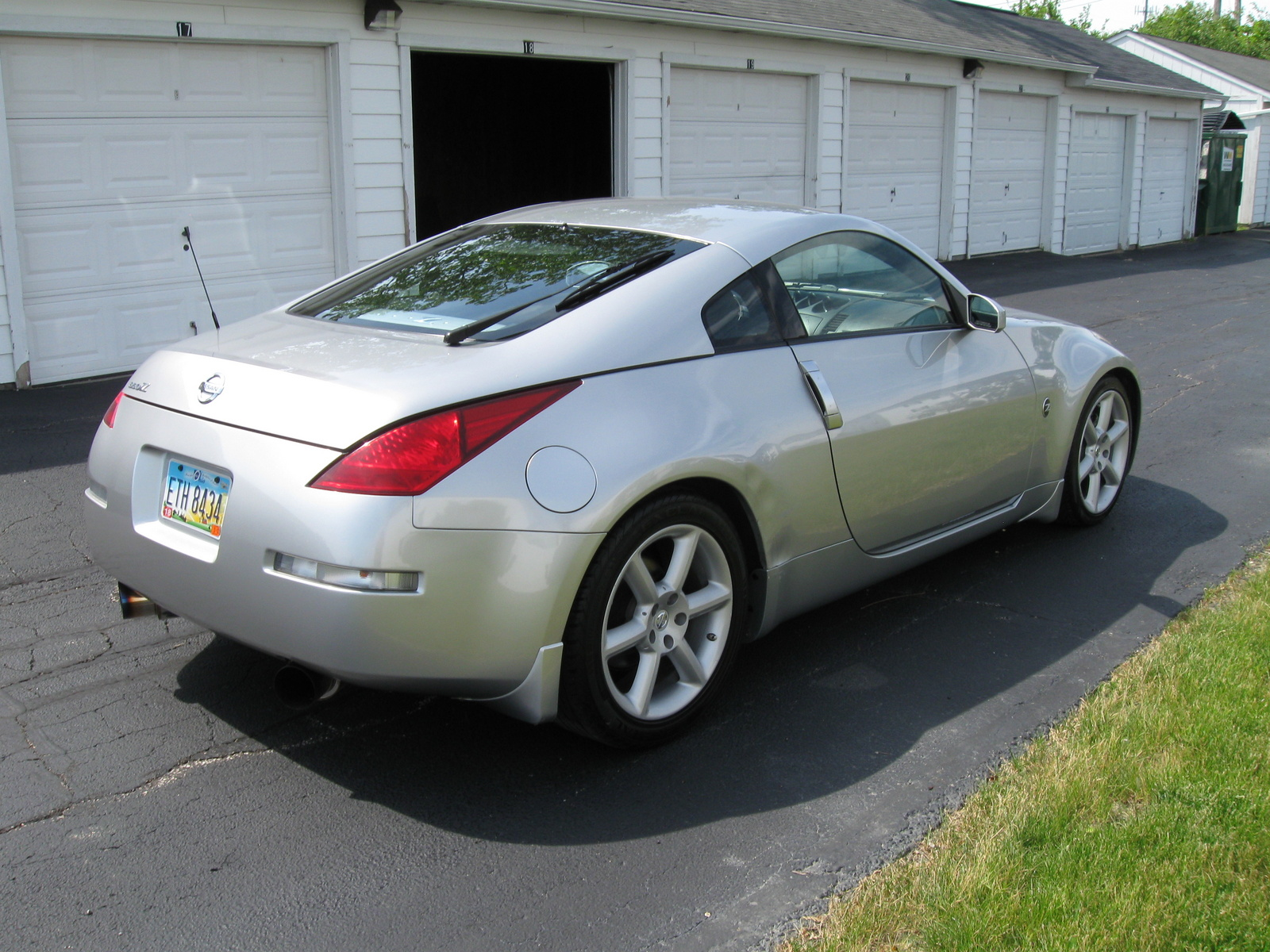 350Z Y-Pipe Back Exhaust Shop Enjuku Racing Today Nissan 350 z pictures
