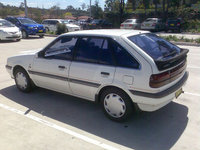 1988 Ford Laser Overview
