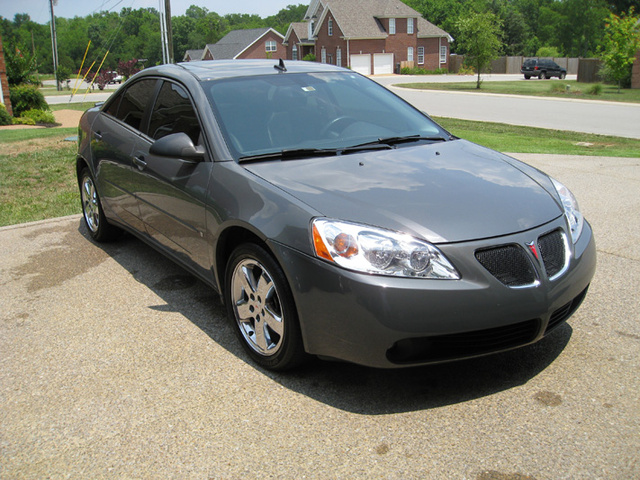 Picture of 2009 Pontiac G6 GT, exterior, gallery_worthy