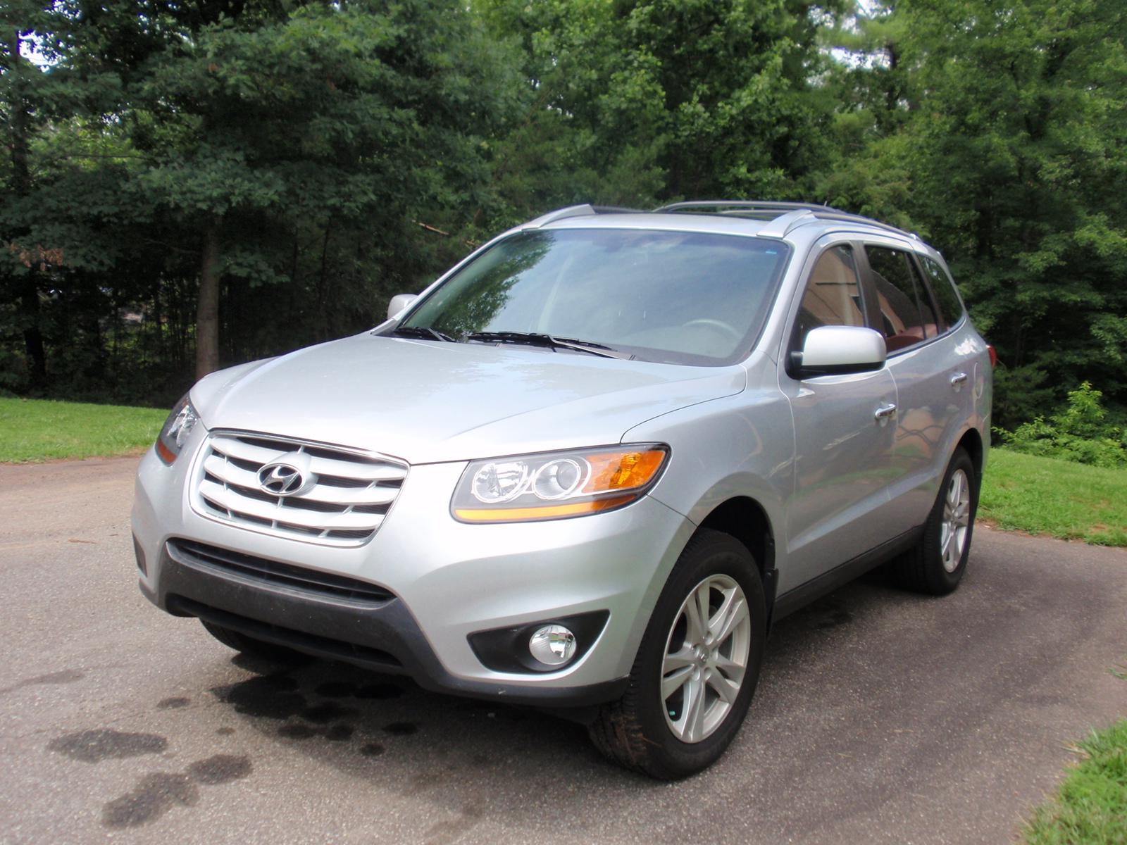 2010 Hyundai Santa Fe Pictures Cargurus