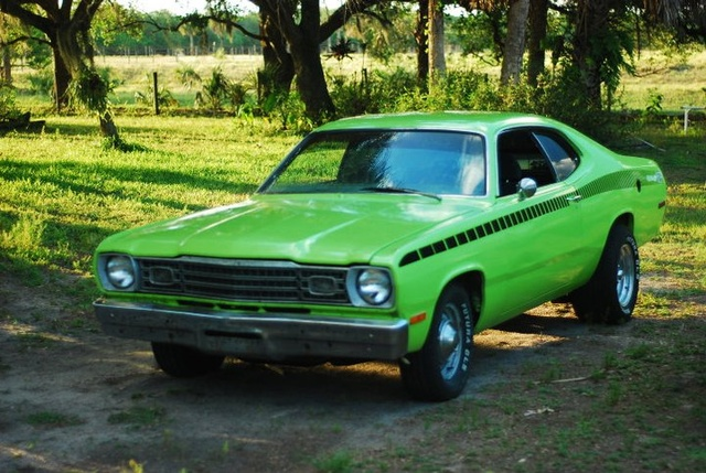 1973 Plymouth Duster Pictures Cargurus