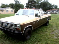 1985 Ford F-250 Overview