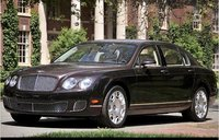 2010 Bentley Continental Flying Spur, Front quarter view. , exterior, manufacturer
