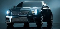 2012 Cadillac CTS-V, Front View copyright Yahoo Autos. , exterior, manufacturer