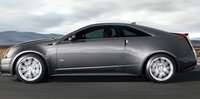 2012 Cadillac CTS-V Coupe, Side View copyright Yahoo Autos. , exterior, manufacturer