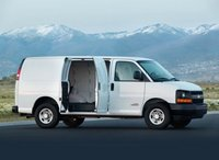 2012 Chevrolet Express Cargo, Side View copyright AOL Autos. , manufacturer, exterior